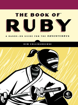 SapphireSteel Software: The Book Of Ruby